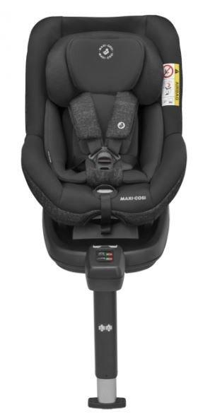 Maxi Cosi Beryl Nomad black Bērnu autosēdeklis 0-25 kg