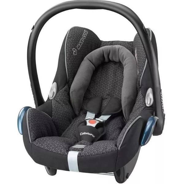 MAXI COSI CABRIOFIX Black Crystal Bērnu autosēdeklis 0-13 kg