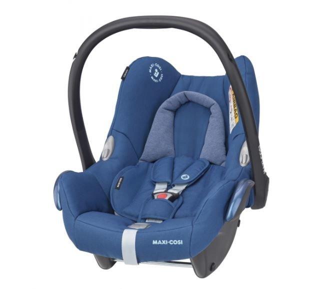 MAXI COSI CABRIOFIX Essential Blue Bērnu autosēdeklis 0-13 kg