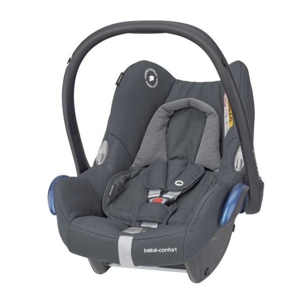 MAXI COSI CABRIOFIX Essential Graphite Bērnu autosēdeklis 0-13 kg