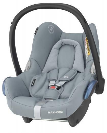 MAXI COSI CABRIOFIX Essential Grey Bērnu autosēdeklis 0-13 kg