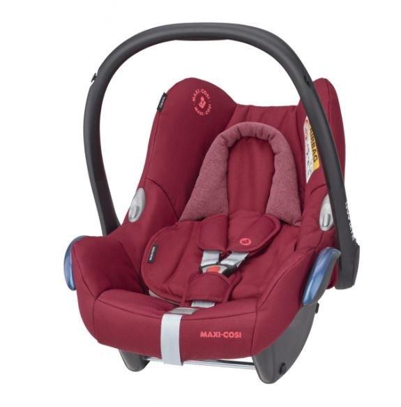 MAXI COSI CABRIOFIX Essential Red Bērnu autosēdeklis 0-13 kg