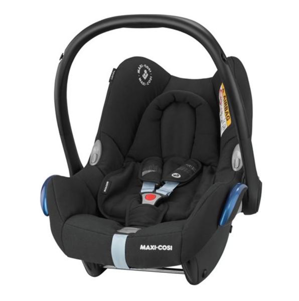 MAXI COSI CABRIOFIX Frequency Black Bērnu autosēdeklis 0-13 kg