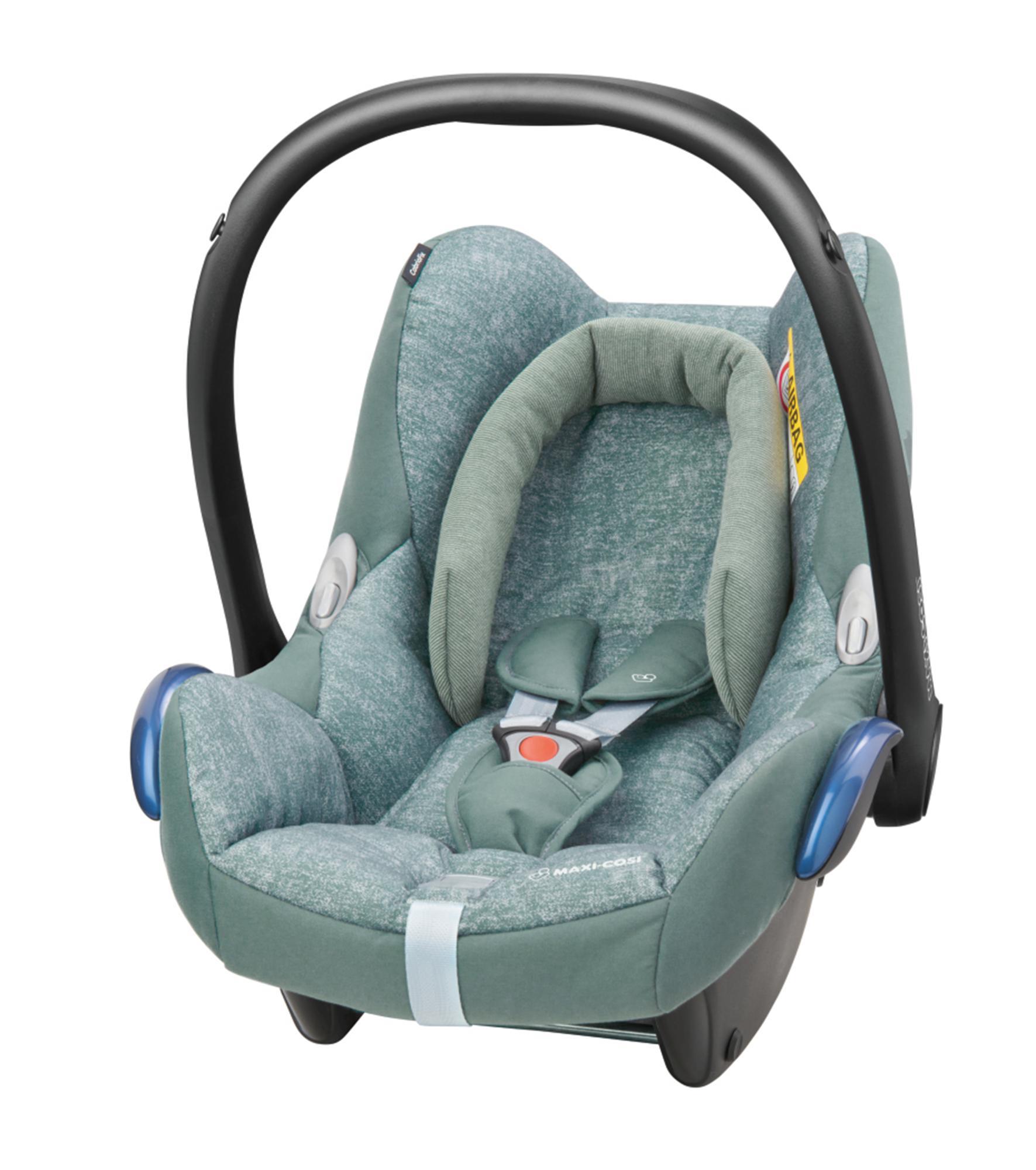 MAXI COSI CABRIOFIX Nomad Green Bērnu autosēdeklis 0-13 kg