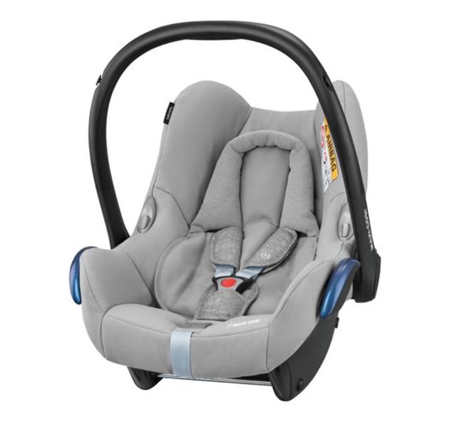 MAXI COSI CABRIOFIX Nomad Grey Bērnu autosēdeklis 0-13 kg