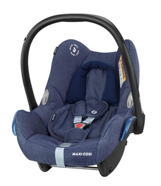 MAXI COSI CABRIOFIX Sparkling Blue Bērnu autosēdeklis 0-13 kg
