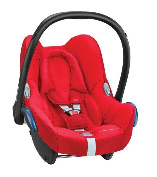 MAXI COSI CABRIOFIX Vivid Red Bērnu autosēdeklis 0-13 kg