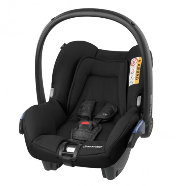 MAXI-COSI Citi Nomad black Bērnu autosēdeklis 0-13 kg