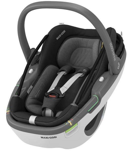 Maxi Cosi Coral 360 Essential black Bērnu autosēdeklis 0-13 kg