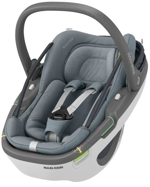Maxi Cosi Coral 360 Essential grey Bērnu autosēdeklis 0-13 kg