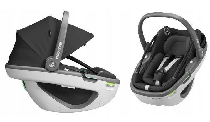 Maxi Cosi Coral Essential black Bērnu autosēdeklis 0-13 kg