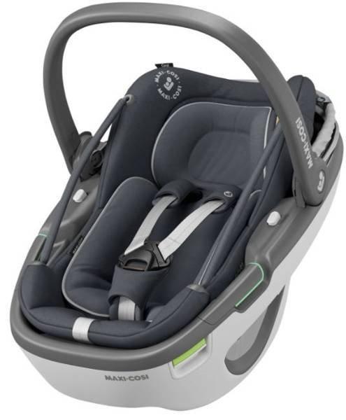 Maxi Cosi Coral Essential graphite Bērnu autosēdeklis 0-13 kg