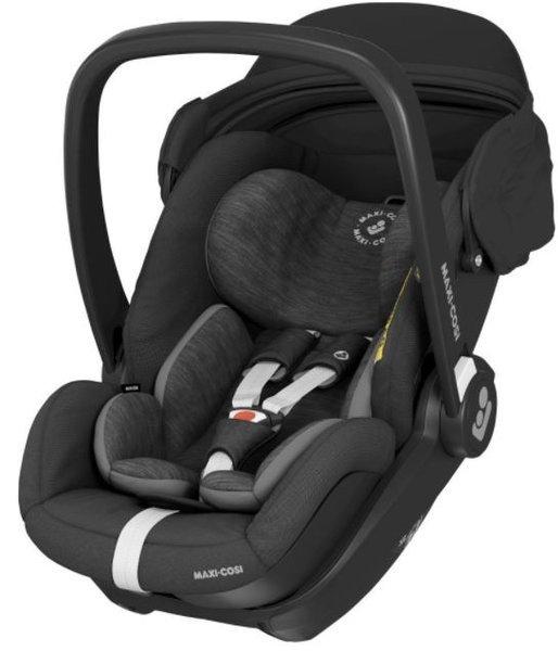MAXI COSI Marble Essential black Bērnu autosēdeklis 0-13 kg