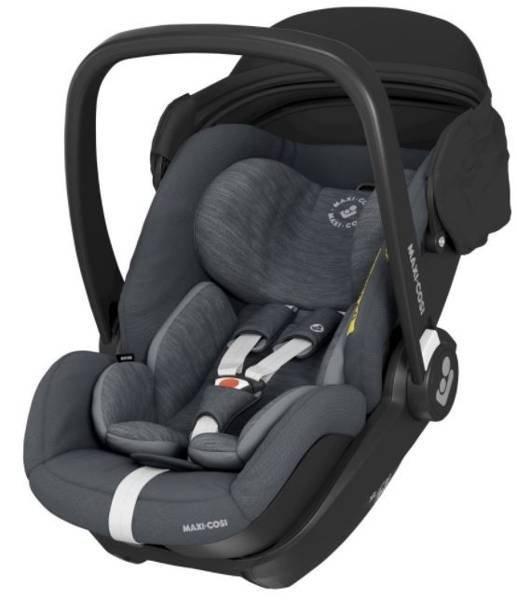 MAXI COSI Marble Essential graphite Bērnu autosēdeklis 0-13 kg