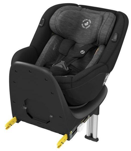 Maxi Cosi Mica Authentic black Bērnu autosēdeklis 0-18 kg