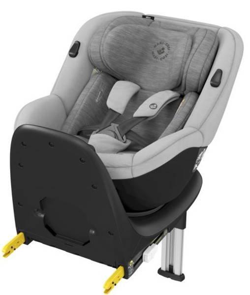Maxi Cosi Mica Authentic grey Bērnu autosēdeklis 0-18 kg
