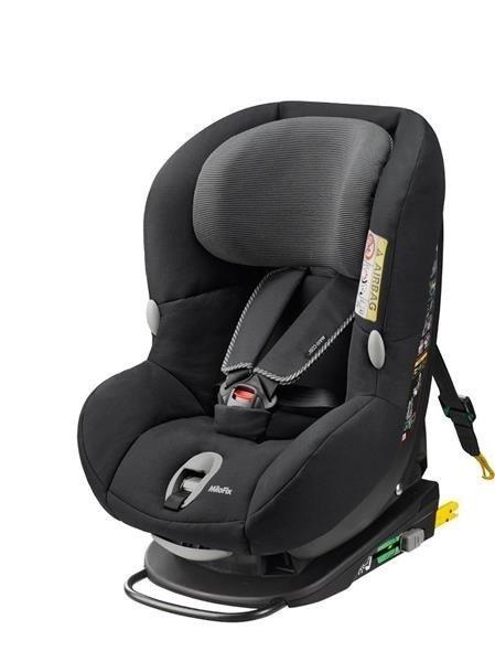 MAXI COSI Milofix Black Raven Bērnu autosēdeklis 0-18 kg
