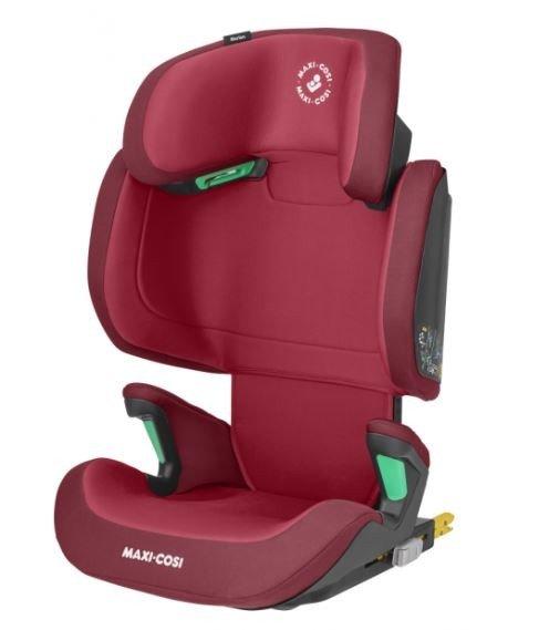 Maxi Cosi Morion Basic red Bērnu autosēdeklis 15-36 kg