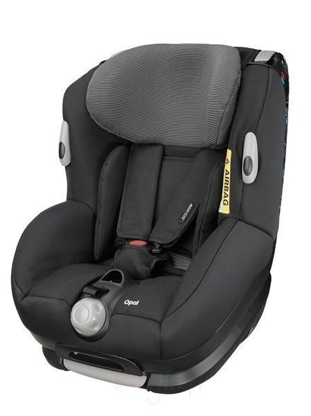 MAXI COSI Opal Black raven Bērnu autosēdeklis 0-18 kg