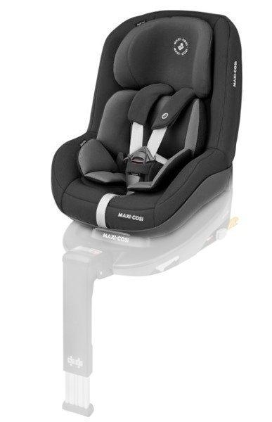 Maxi Cosi Pearl Pro 2 i-Size Authentic black Bērnu autosēdeklis 0-13 kg