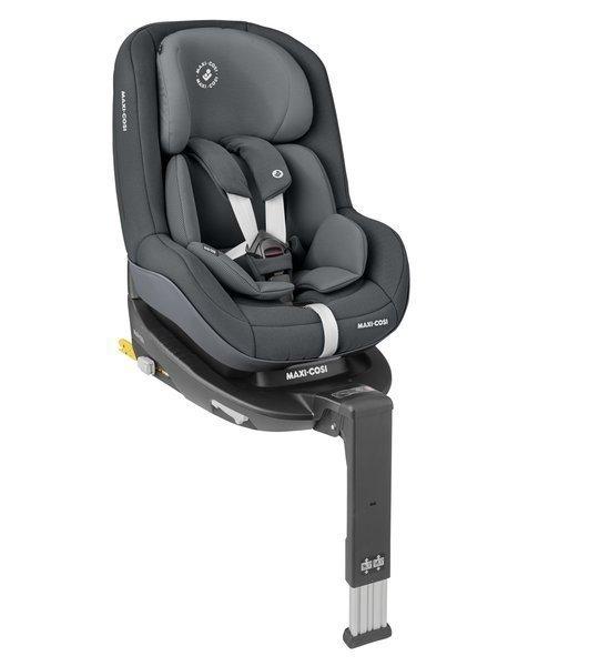 Maxi Cosi Pearl Pro 2 i-Size Authentic graphite Bērnu autosēdeklis 0-18 kg + Familyfix2 bāze