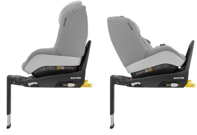 Maxi Cosi Pearl Pro 2 i-Size Authentic grey Bērnu autosēdeklis 0-18 kg + Familyfix2 bāze
