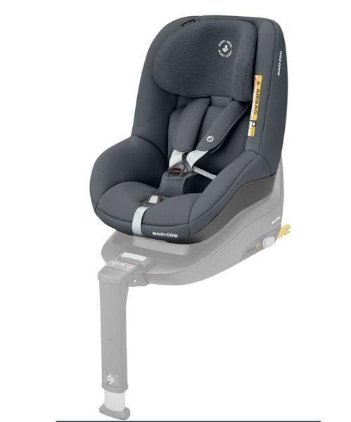 MAXI COSI Pearl Smart i-Size Authentic graphite Bērnu autosēdeklis 18,5 kg