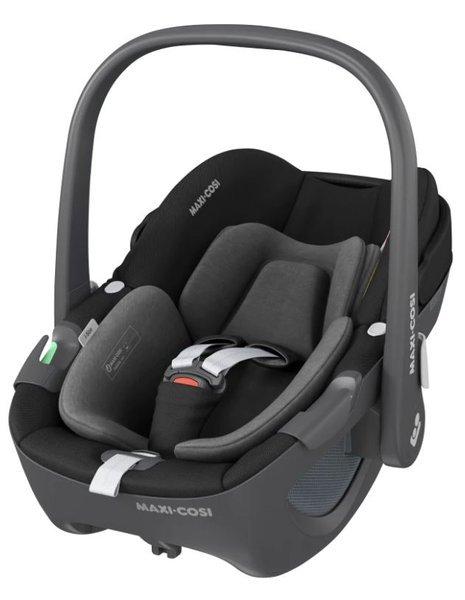 MAXI COSI Pebble 360 Essential black Bērnu autosēdeklis 0-13 kg