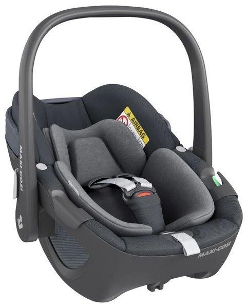 MAXI COSI Pebble 360 Essential graphite Bērnu autosēdeklis 0-13 kg