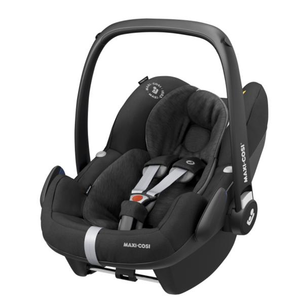 Maxi-Cosi Pebble Pro Essential Black Bērnu autosēdeklis 0-13 kg