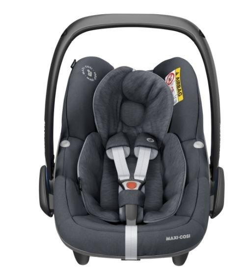 Maxi-Cosi Pebble Pro Essential Graphite Bērnu autosēdeklis 0-13 kg