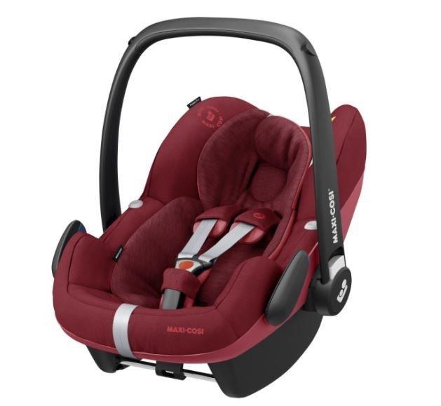 Maxi-Cosi Pebble Pro Essential Red Bērnu autosēdeklis 0-13 kg