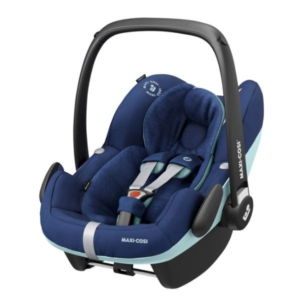 Maxi-Cosi Pebble Pro i-Size Essential Blue Bērnu autosēdeklis 0-13 kg