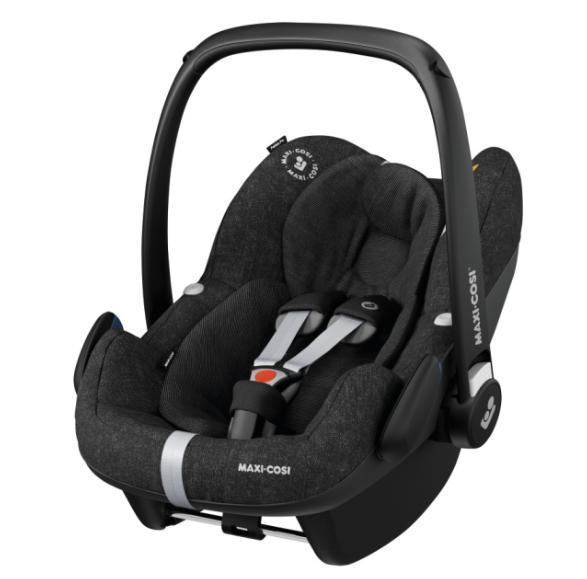 Maxi-Cosi Pebble Pro Nomad Black Bērnu autosēdeklis 0-13 kg