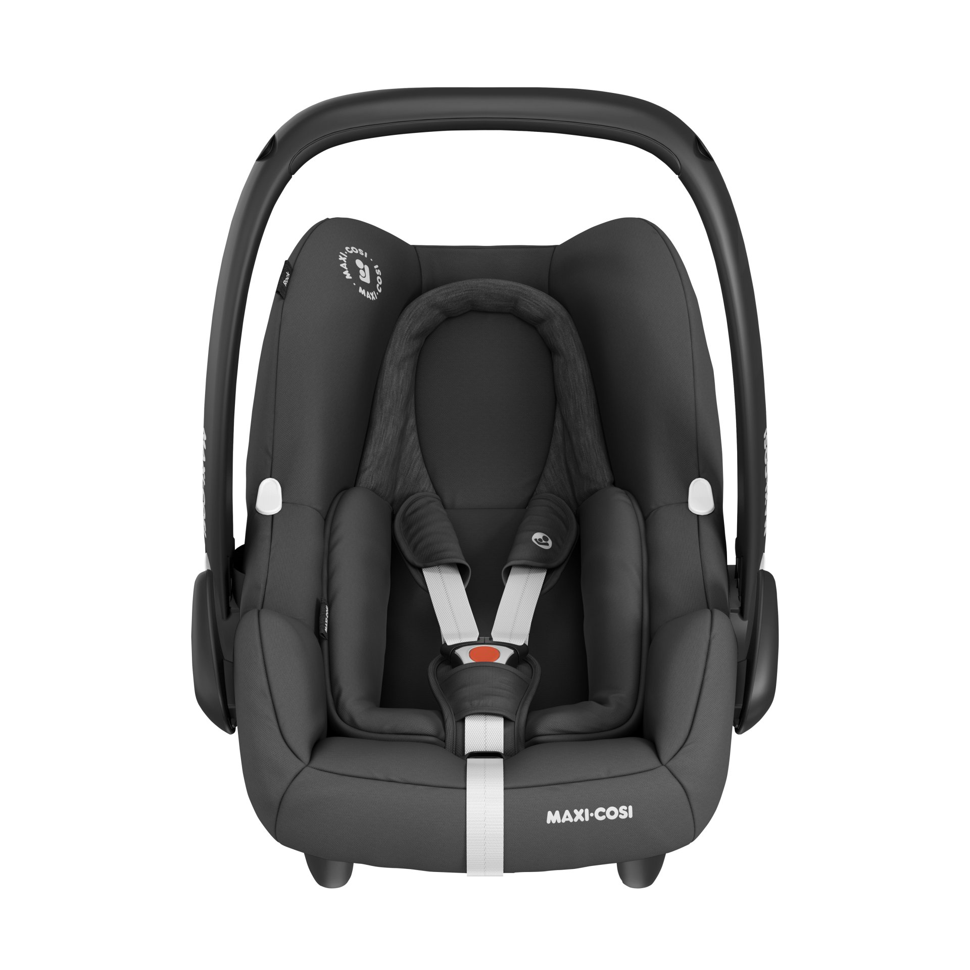 MAXI COSI Rock I-Size Essential Black Bērnu autosēdeklis 0-13 kg