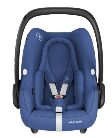 MAXI COSI Rock I-Size Essential Blue Bērnu autosēdeklis 0-13 kg