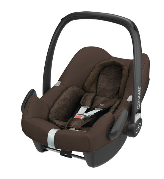 MAXI COSI Rock I-Size Nomad Brown Bērnu autosēdeklis 0-13 kg