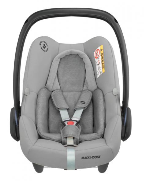 MAXI COSI Rock I-Size Nomad Grey Bērnu autosēdeklis 0-13 kg