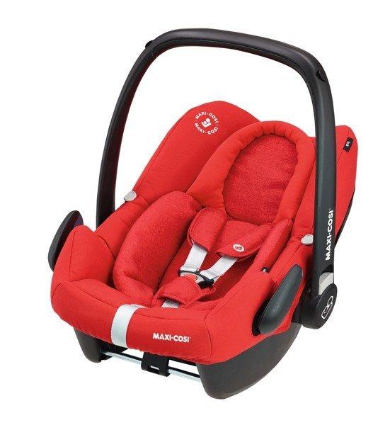 MAXI COSI Rock I-Size Nomad Red Bērnu autosēdeklis 0-13 kg