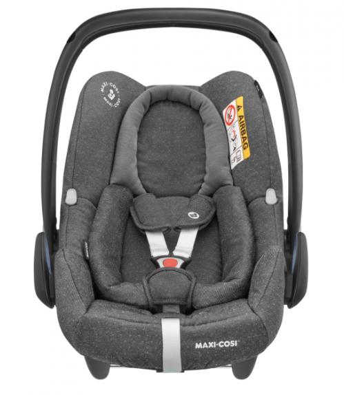MAXI COSI Rock I-Size Sparkling Grey Bērnu autosēdeklis 0-13 kg