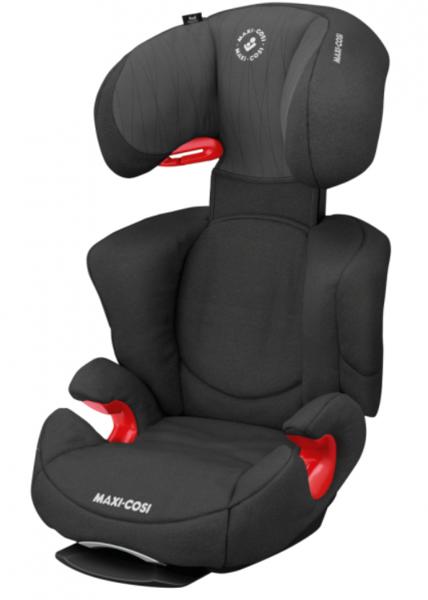 Maxi Cosi Rodi Airprotect Frequency Black Bērnu autosēdeklis 15-36 kg