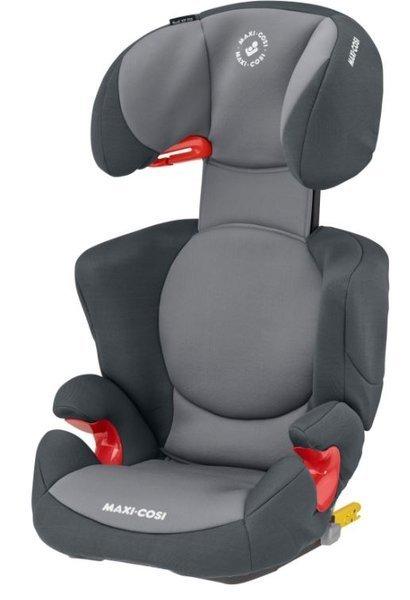 MAXI COSI Rodi XP Fix Basic Grey Bērnu autosēdeklis 15-36 kg