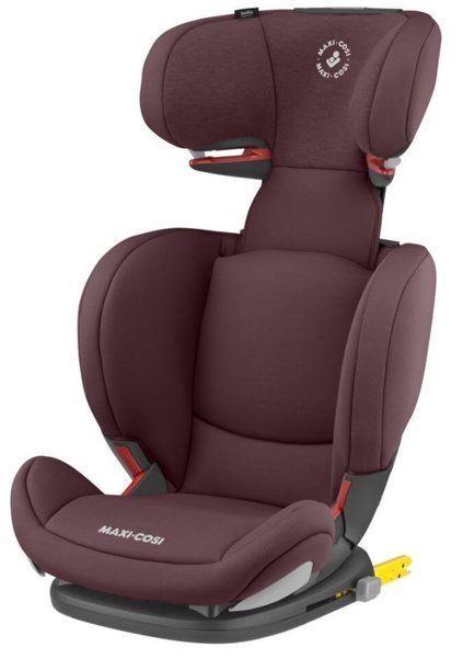 MAXI COSI RodiFix AirProtect Authentic red Bērnu autosēdeklis 15-36 kg
