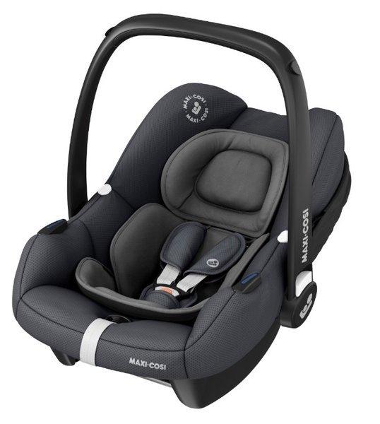 Maxi Cosi Tinca i-Size Essential Graphite Bērnu autosēdeklis 0-13 kg