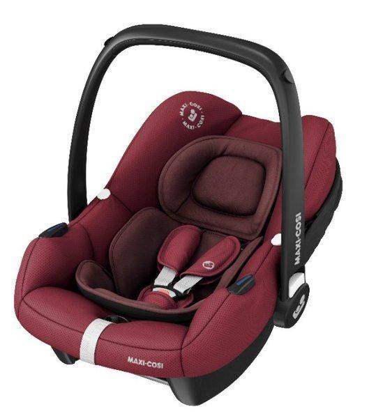 Maxi Cosi Tinca i-Size Essential Red Bērnu autosēdeklis 0-13 kg