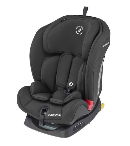 Maxi Cosi Titan Basic black Bērnu autosēdeklis 9-36 kg