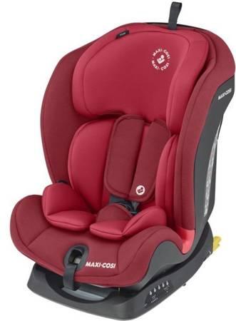 Maxi Cosi Titan Basic red Bērnu autosēdeklis 9-36 kg