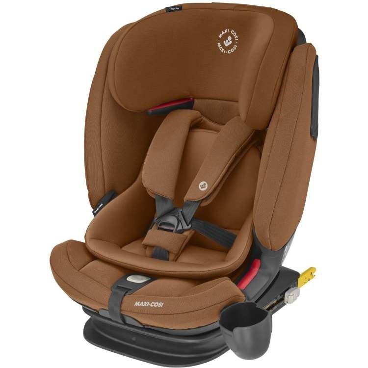 MAXI COSI Titan Pro Authentic Cognac Bērnu autosēdeklis 9-36 kg