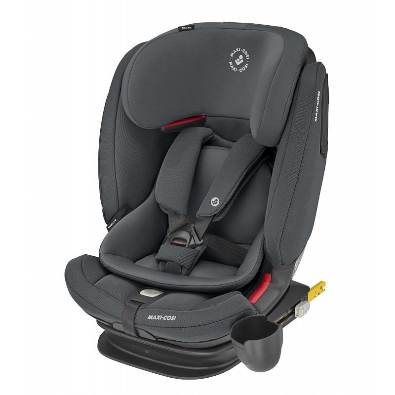 MAXI COSI Titan Pro Authentic Graphite Bērnu autosēdeklis 9-36 kg