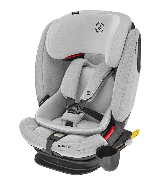 MAXI COSI Titan Pro Authentic Grey Bērnu autosēdeklis 9-36 kg